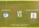 CFA2 Bayonne Cap Ferret (2ieme mi-temps)
