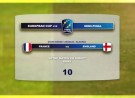 Championnat d'Europe U18 – 1/2 Finale – Fance vs Angleterre