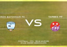 CFA Aviron Bayonnais FC vs Tarbes PF