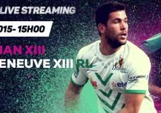 Rugby à XIII – FC Lézignan XIII vs Villeneuve XIII