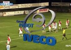 CFA Aviron Bayonnais FC vs Monaco B