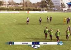 Dimanche 21 février 2016 à 14h45 – Girondins de Bordeaux – Yzeure – D2F B J14