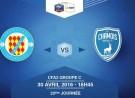 Samedi 30 avril 2016 à 18h45 – Angouleme Chte F.C. – Niort B – CFA2 C J22