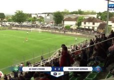 Dimanche 29 mai 2016 – AS Saint-Etienne / Paris Saint Germain – Championnat National U19