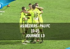 Vendredi 18/11/2016 à 19H50 – As Beziers – Pau Fc (best-off)